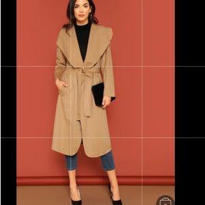 Lapel coat